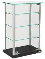 Small Glass Display Case
