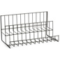 2 Tier Wire Countertop Rack for Convenience Stores