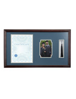 College Diploma and Tassel Frame