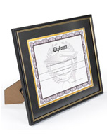 Double Matted Diploma Frame