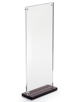 4.25 x 11 Thick Acrylic Frame for Menus