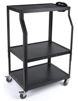 3 Shelf Cart for Schools