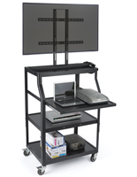 LCD Cart for Universities