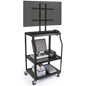 Flat Panel Cart for Projectors