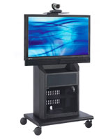 audio visual cart