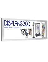 4' x 8' Silver Banner Stretching Frame for Large Format Prints