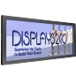 Aluminum 4' x 8' Black Banner Stretching Frame