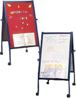 magnetic easel
