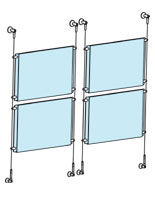 picture hanging system