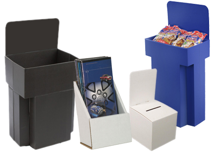cheap cardboard merchandising displays