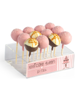 Durable Acrylic Cake Pop Stand