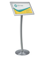 Outdoor Menu Pedestal for Signage