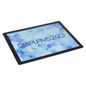 Black 16 x 20 Store Counter Mat