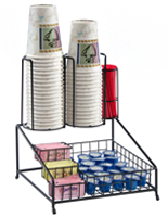 Coffee Condiment Caddy