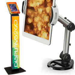 commercial iPad fixtures