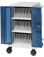 Laptop Charging Cart for Chromebooks