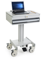 Medical Laptop Cart for Doctor's Offices