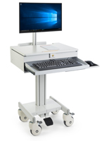 Medical Computer Cart for Healthcare Facilities