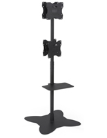 Durable Quad TV Stand