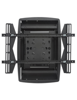 Flush TV Wall Mount, 175lb. Max Load Capactiy