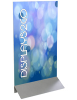 Printed Foam Board Sign Stand w/ Full Color Graphics
