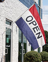 Open Flags
