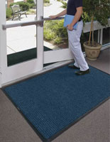Blue Entry Mat