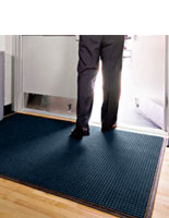 Navy Blue Entry Mats