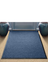 Medium Blue Commercial Mats