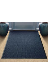 Navy Blue Commercial Mats