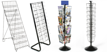 Wire Magazine Holders