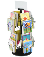 greeting card stand
