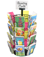 Greeting Card Fixtures