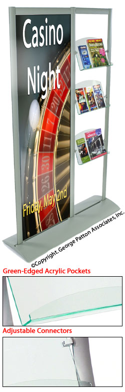 flyer displays