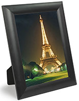 Plastic Picture Frame for Table or Wall