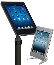 iPad Pro Stands and Counter Mounts