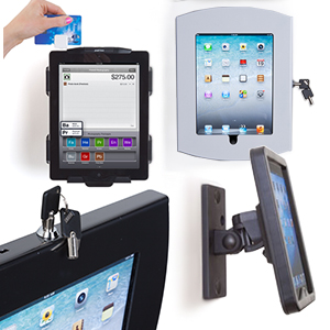 ipad wall mounts