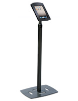 Black Height Adjustable iPad Display