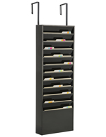 Cubicle Hanging File w/ Steel Hooks