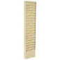 Wall Mount File Holder with 20 Slots