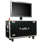 LCD Shipping Case with Laminate Exterior