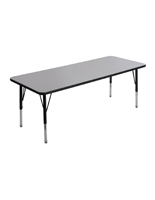 Rectangular Kids Activity Table