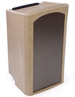Plastic Outdoor Pulpit