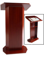 mobile lectern