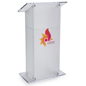 Branded Lectern Podium for Conference Rooms
