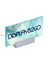 "LED Office Door Sign, 1"" Overall Depth"