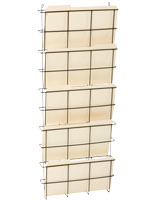 Legal Size Wall File for Manilla Folders