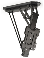 Motorized Drop Down TV Mount for Sloped Surfaces