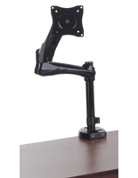 "Computer Monitor Arm Desk Mount for 13"" to 27"" Screens"