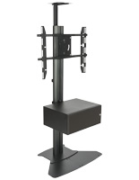 Video Conference Stand With Power Supply for Hotels